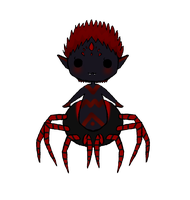 Spiderchild Adopt *Closed by RoseandherThorns