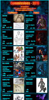Commission Prices 2016 [OUTDATED] by Dae-Thalin