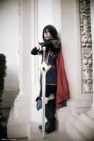 Lucina 7: Waiting by panngeliciouscosplay
