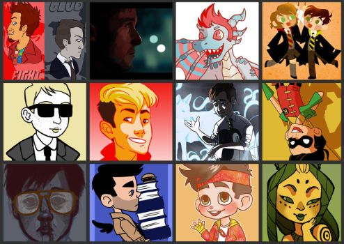 2012 Art Summary by kittypretzels15