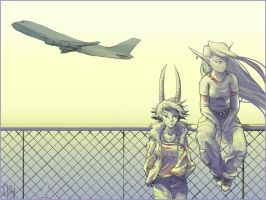 Airport by ming85