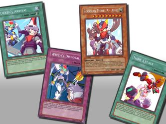 Cards Collection by venom00
