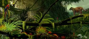 Jungle by RandyAinsworth