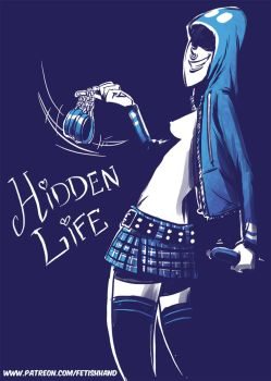 Hidden Life Promo by Fetishhand