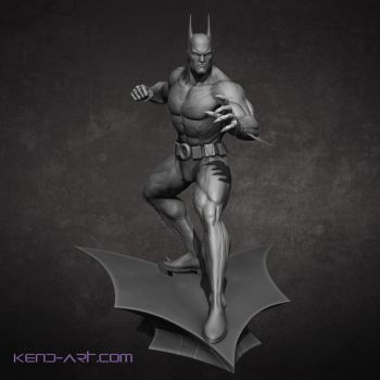 Bruce Wayne Batman Beyond by kdoyle9