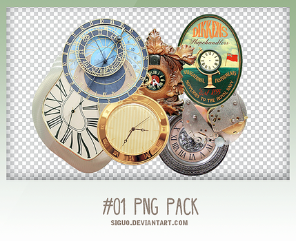 #01 Png Pack by Pai by Siguo