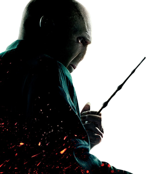 Lord Voldemort PNG by ShutupDemi
