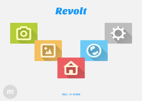 Revolt Icon Pack by GreenToadMX