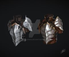 Armor #4 by lalanice