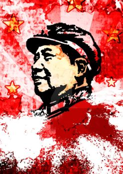 Mao Zedong by theartist86