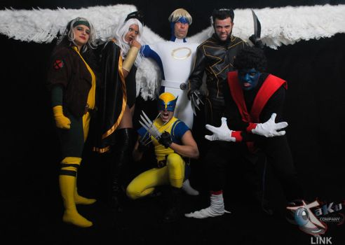 The X-Men by Dame-of-Storm