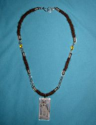 Wolfgang Necklace by Wolf-of-Samhain