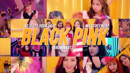 BLACK PINK MV Screencap by Brianna3131