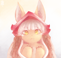Nanachi~ Made in abyss by Nikao56