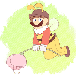 Bee boy!! by Winterwithers