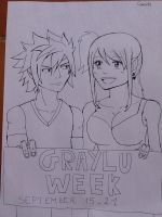 Graylu week by Camoche
