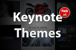 Keynote Themes for PowerPoint by mppagano