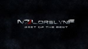 ME3 : Best of The Best Channel Art [No Lights] by LorelynF