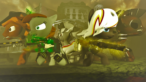 Fallout of equestria by DJ-Chopin