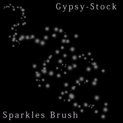Sparkles Brush by Gypsy-Stock