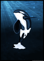 What if ..?  AT with AnoOrca by Oreo-The-Orca12