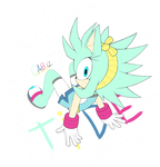 Tide The Hedgehog by Cab-Studios