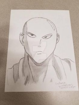 One Punch Man - Saitama by rocketman732