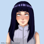 Hinata by Millie-Rose13