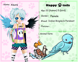 HT: Azure App by Bro-Hime