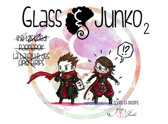 Glass+Junko Cover by Glass-no-E