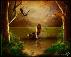 Lost my wing's by mendha