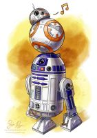 Well-Balanced Droids by Risachantag