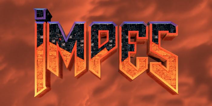 Impes logo test 1 by smokeTH