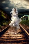 Runnaway Bride by Aisii