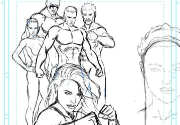 Ms Amazing ashcan page 3 preview by ErickCruz