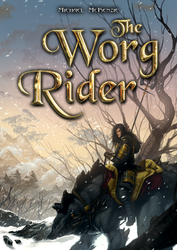 The Worg Rider by ValorB