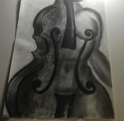 Cello-Woman by sirkles