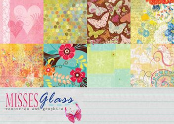 20 Icon Textures - S21 by Missesglass