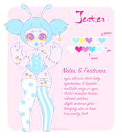 Jester Ref by KittysoftPaws-o3