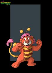 bumblelion by nightwing1975