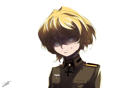 Tanya by ThedgArt