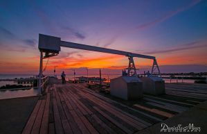 Williamstown Sunset 2 by daniellepowell82