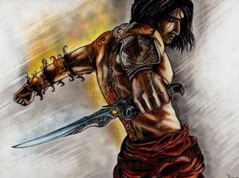 Prince of Persia ByLullAbyLaNe by POPClub