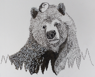 Bear Bear by jimmylorunning