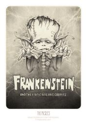 The Halloweensees presents...Frankenstein! by thePicSees