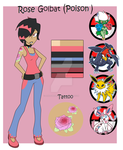 Pokemon:Rose (ref)