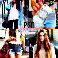 Psd Summer by tutorialescrazy