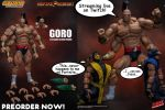 storm collectibles GORO by Storm Collectibles by hunterknightcustoms