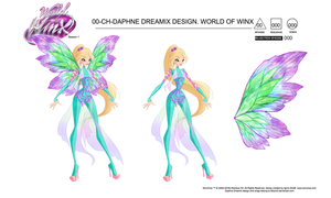 Daphne Dreamix Concept by Bloom2
