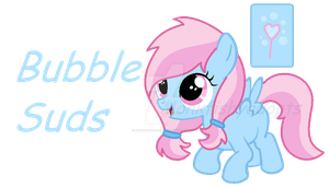 Bubble Suds by MonkFishyAdopts